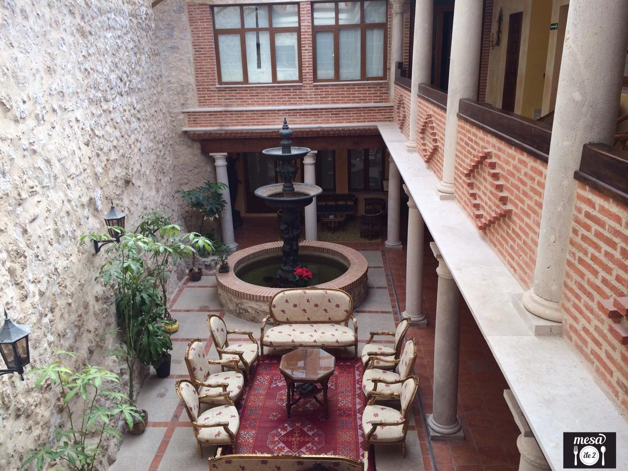 Baño Castillo de Curiel