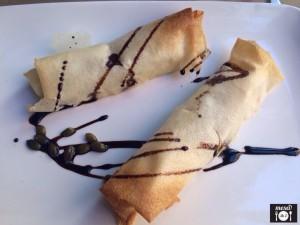 Pasta Brie con Provolone