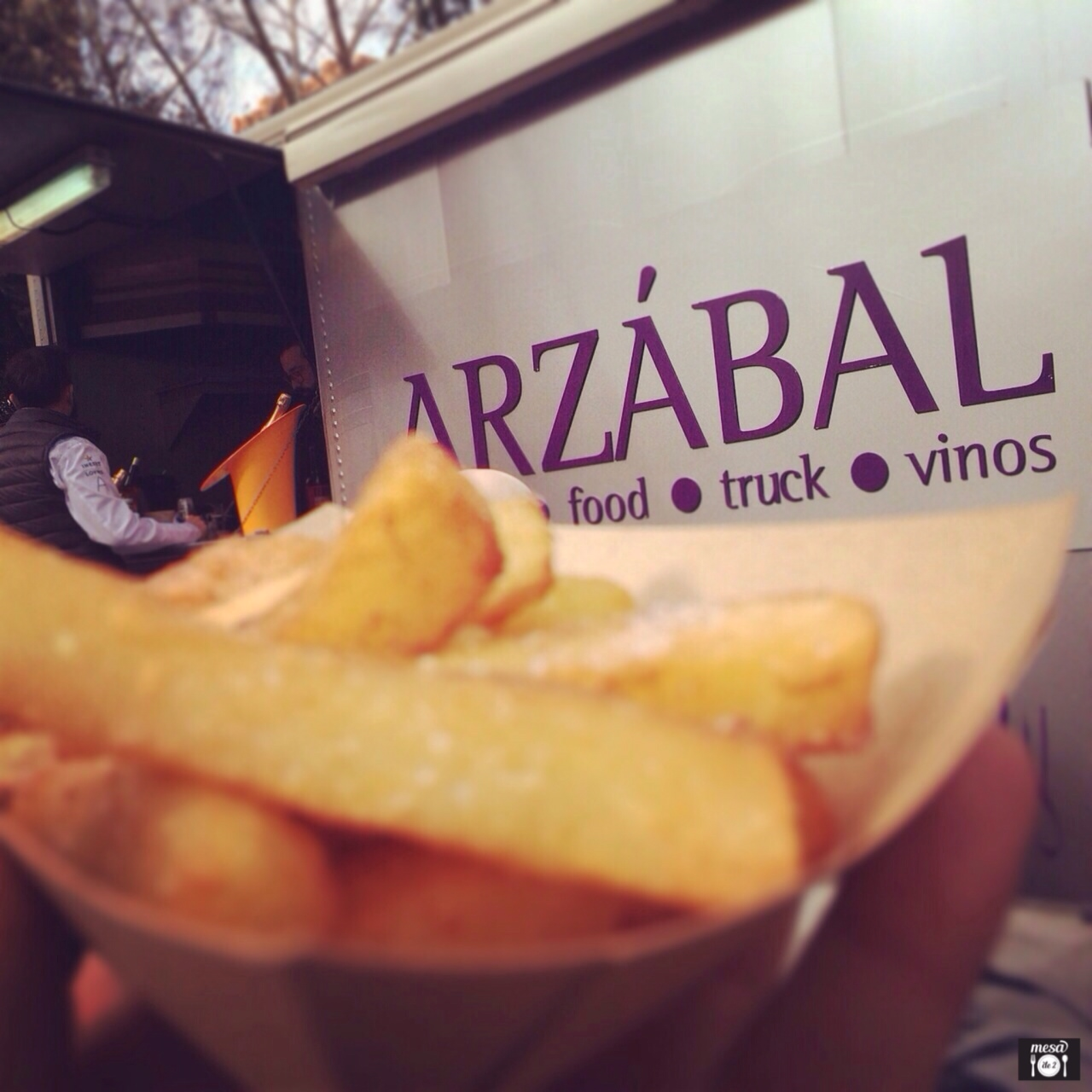 FoodTruck de ARZABAL