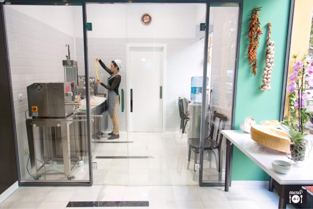 Laboratorio de La Pastería