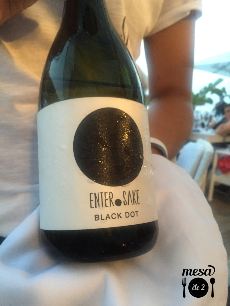 Sake Black Dot