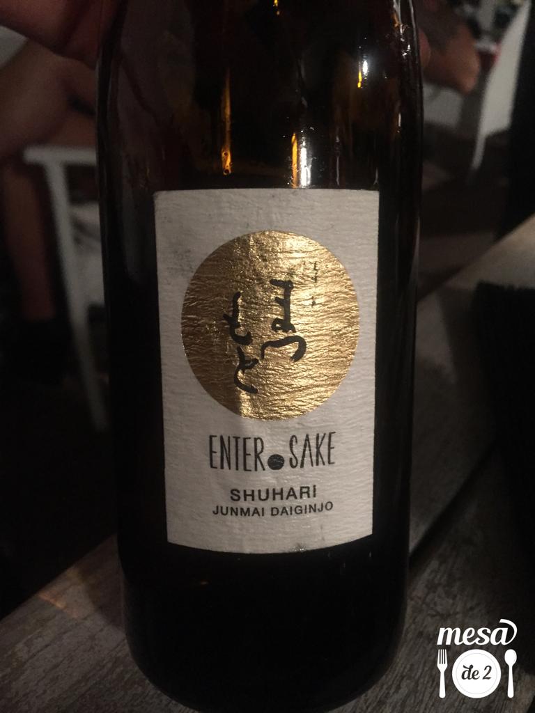 Sake Suhari Gold