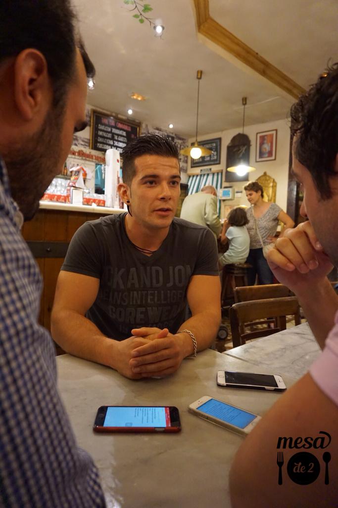 Entrevista con Carlos Maldonado