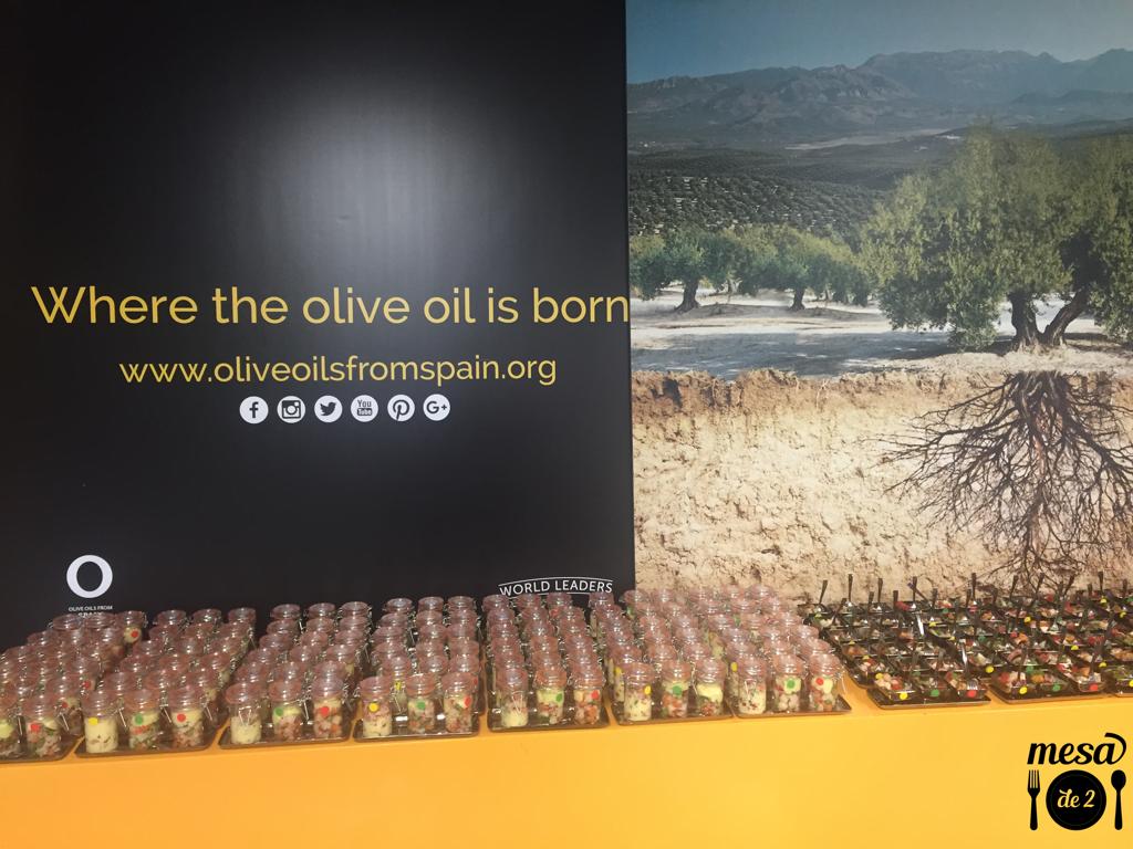Donde nace el aceite