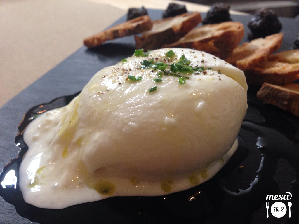 Burrata de Top 10