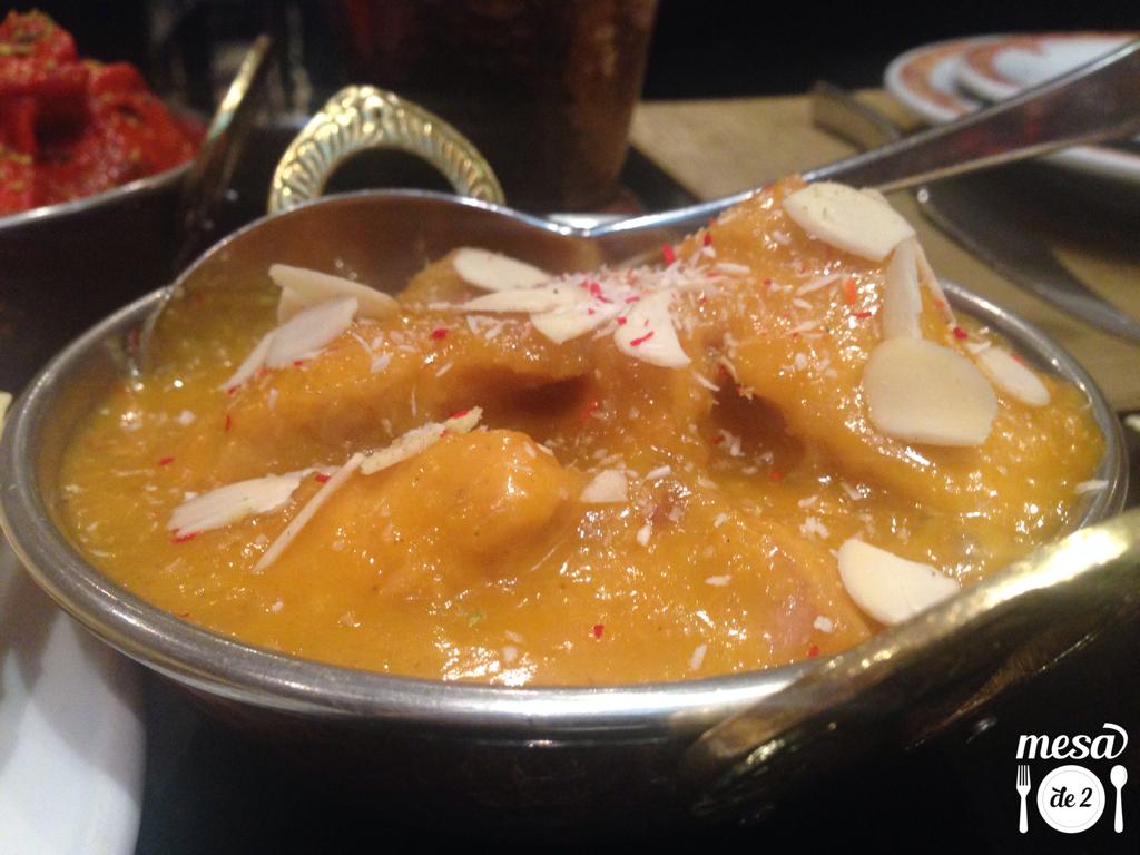 Chicken Korma de Purnima