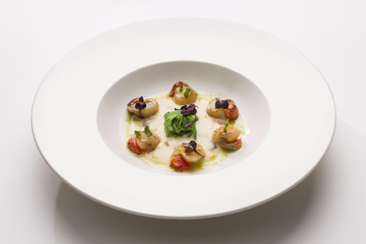 Restaurante La Dehesa cuyo dueño Ruben Wang es chino