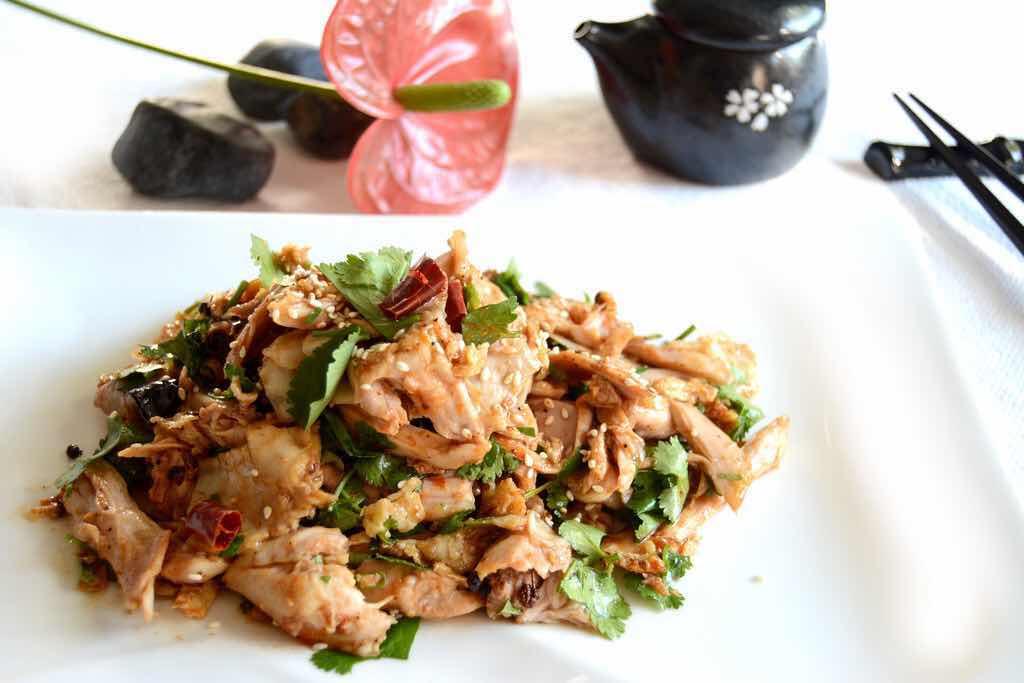 Baiwei ofrecerá un menú de comida sichuanesa