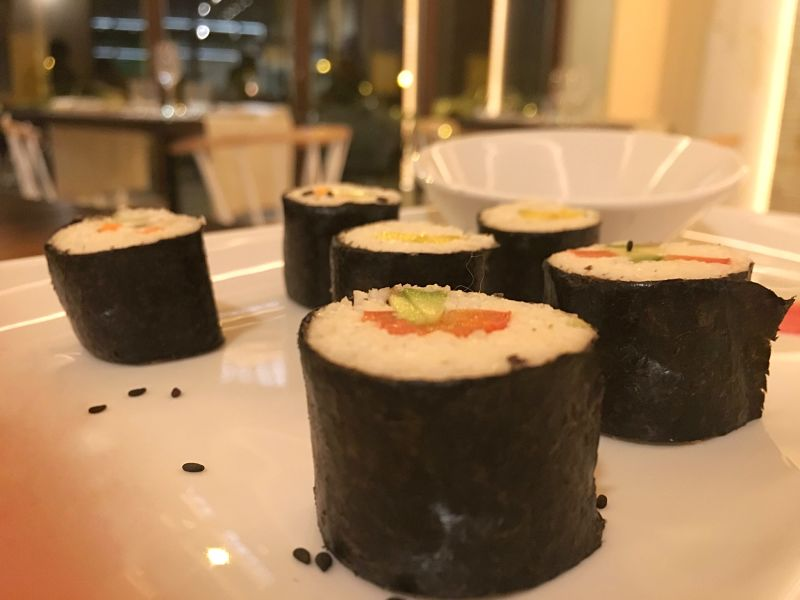 3 Sushi Levél