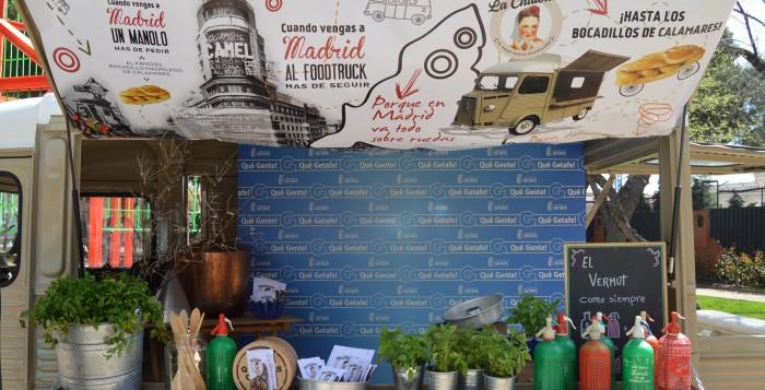 LA CHULONA Food Truck