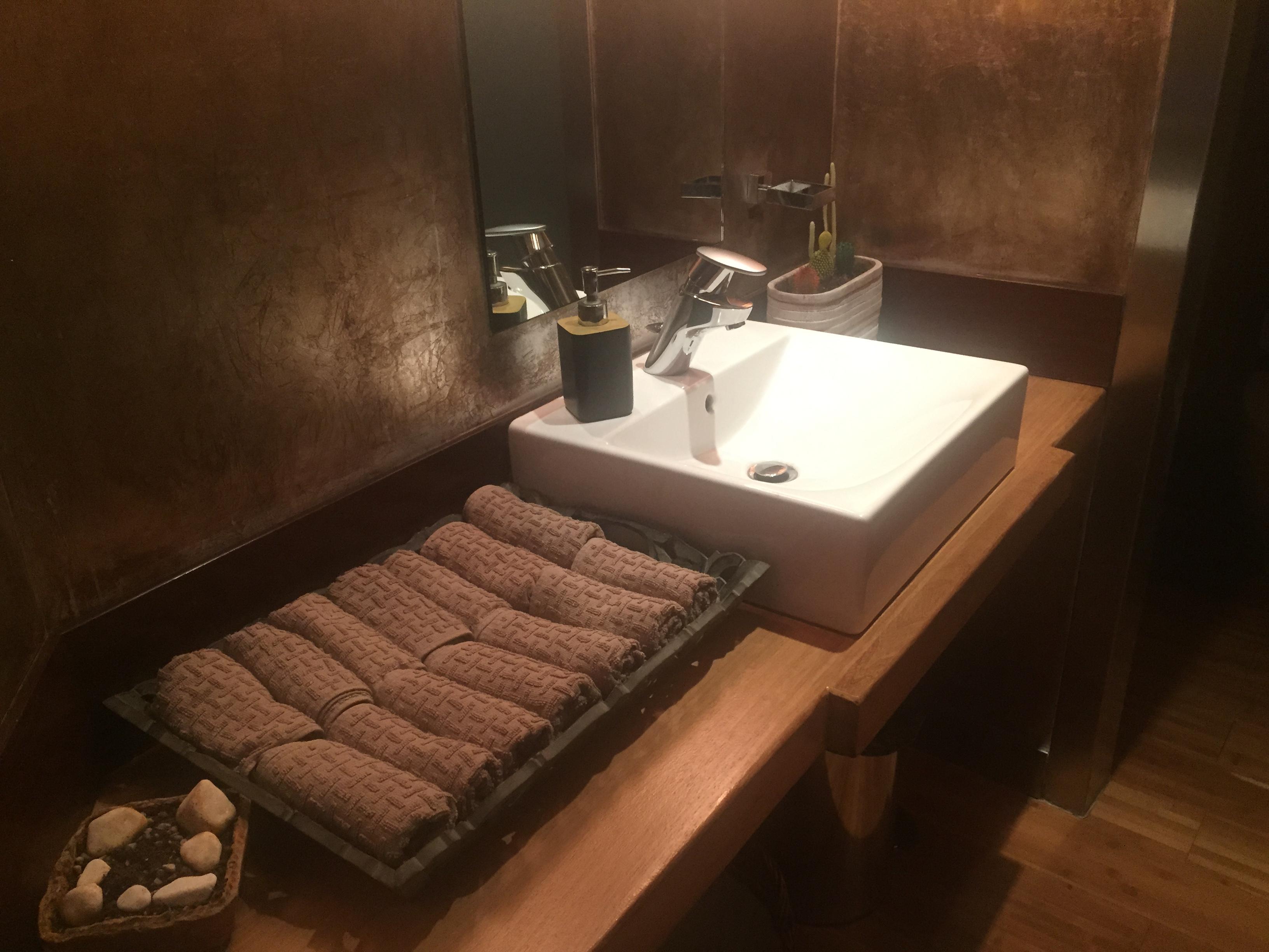 Baño Restaurante Lúa