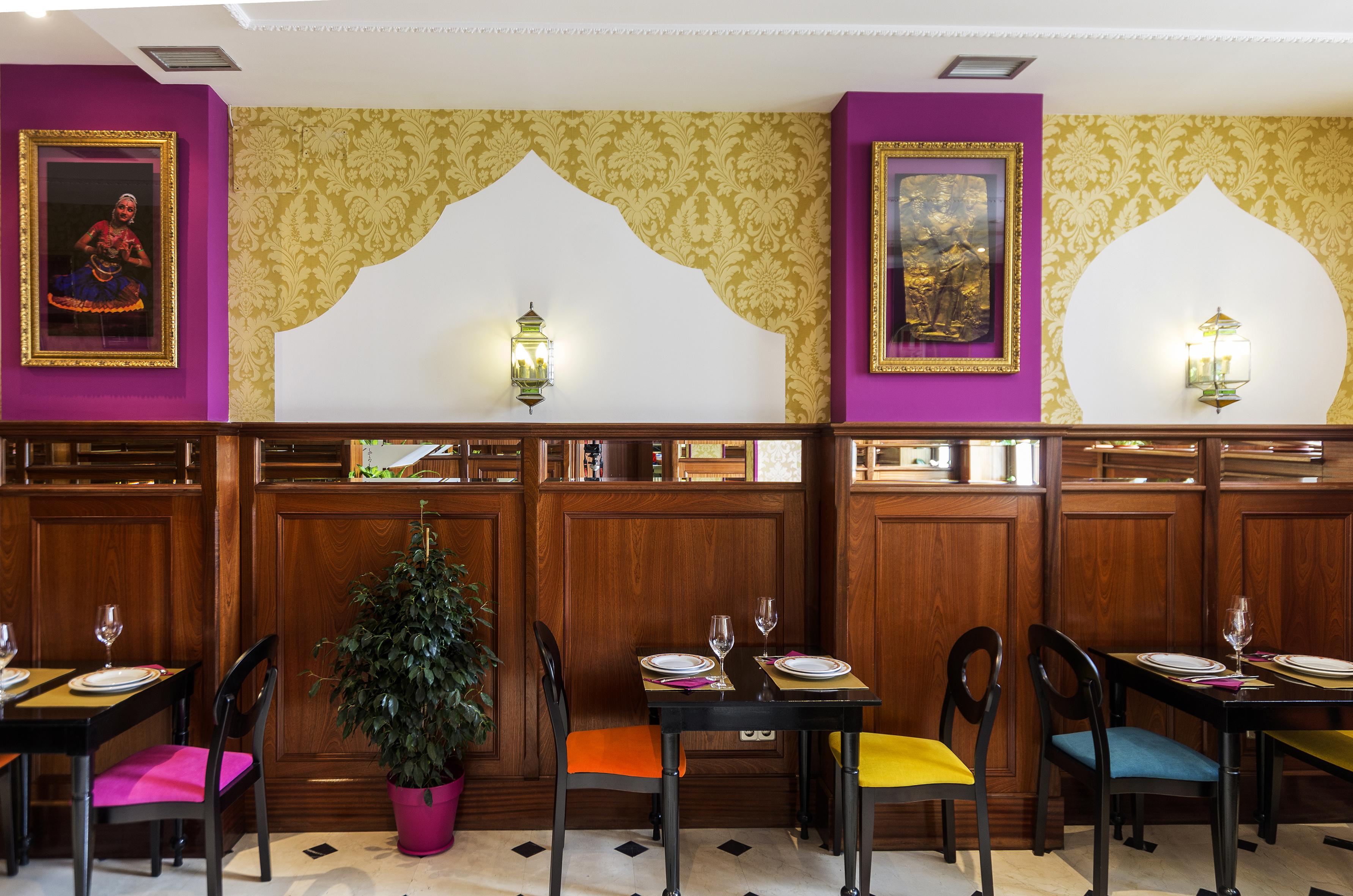 Salón Resturante Purnima