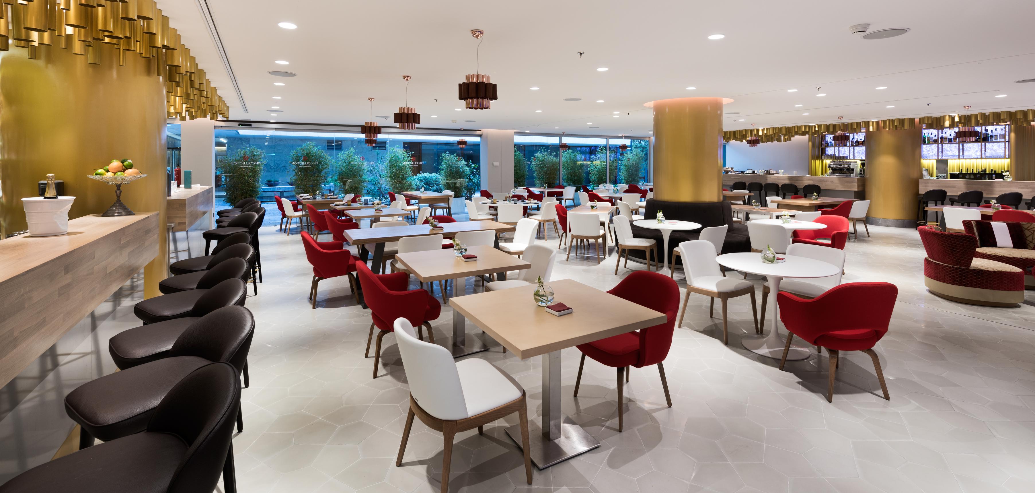 Restaurante DOMO by Roncero y Cabrera